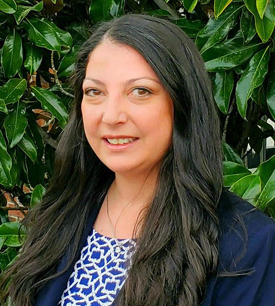 Alexandra Goldman, Regional Program Director of Horry, South Carolina