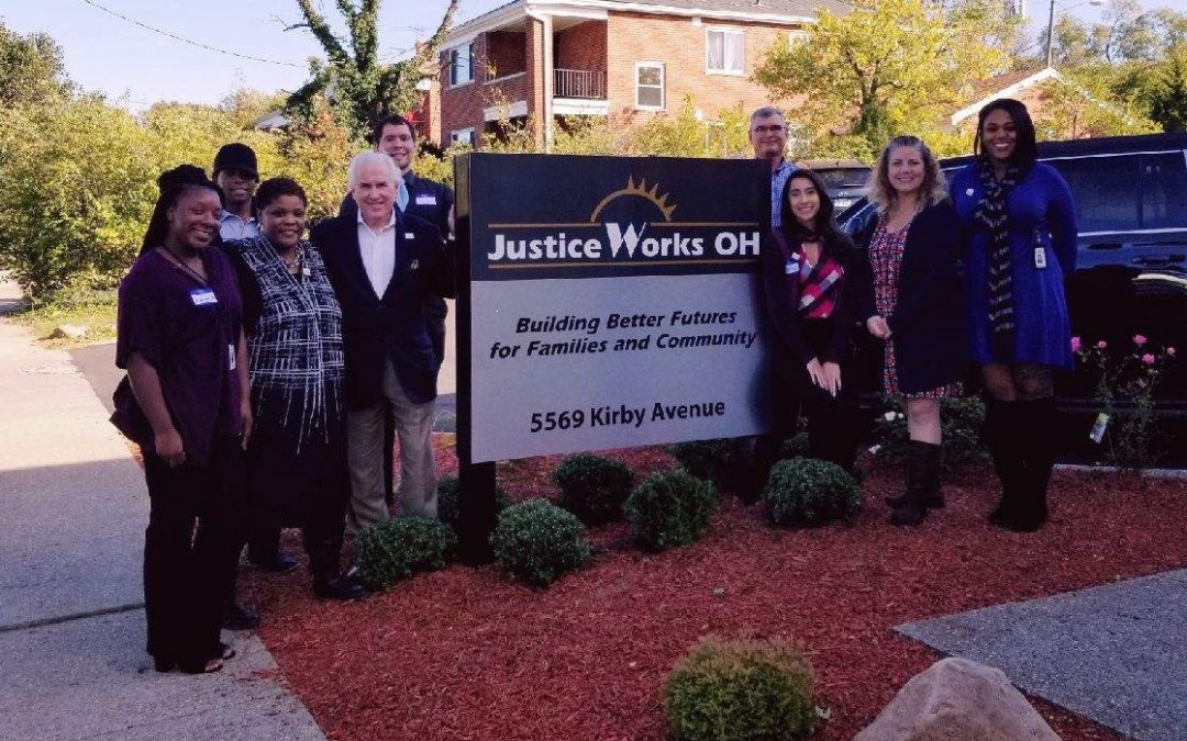 JusticeWorks OH opens its doors to the community!