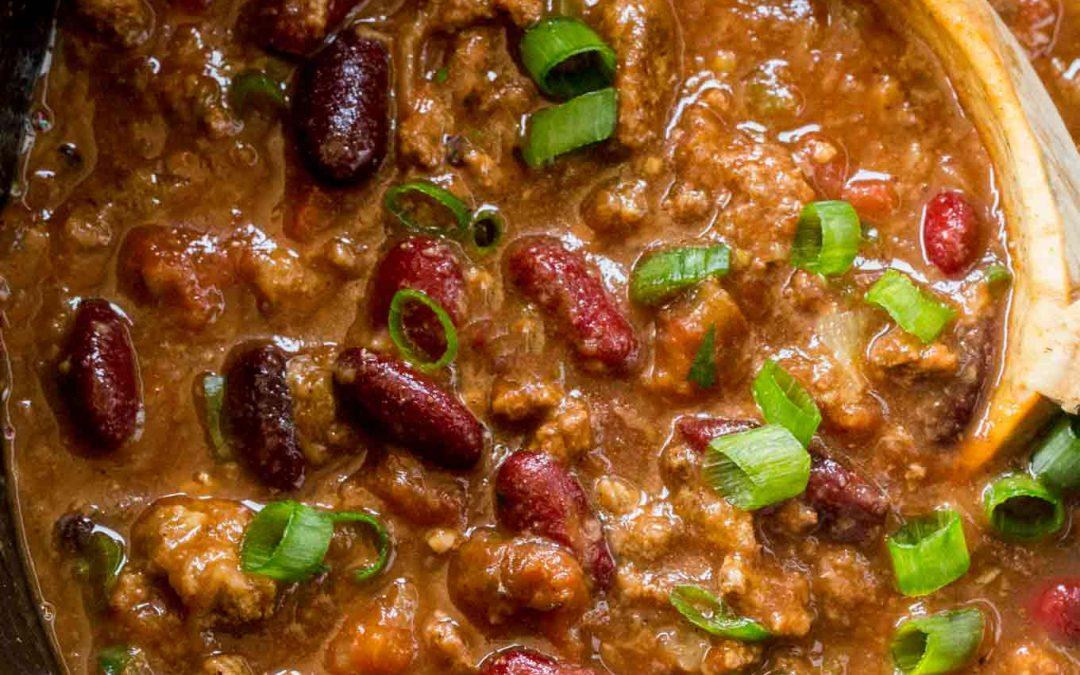 Brrrr…It's getting Chili in Schuylkill County!